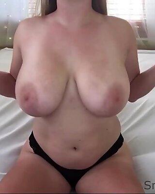 Big tits mom nude