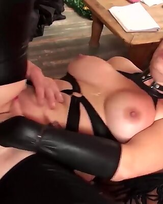 PASCALSSUBSLUTS - MILF Lizzy Lovers anal domination BDSM