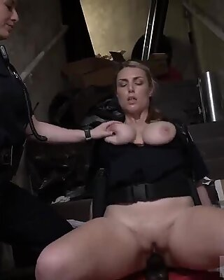 Milf double blowjob xxx Street Racers get more than they bargained for